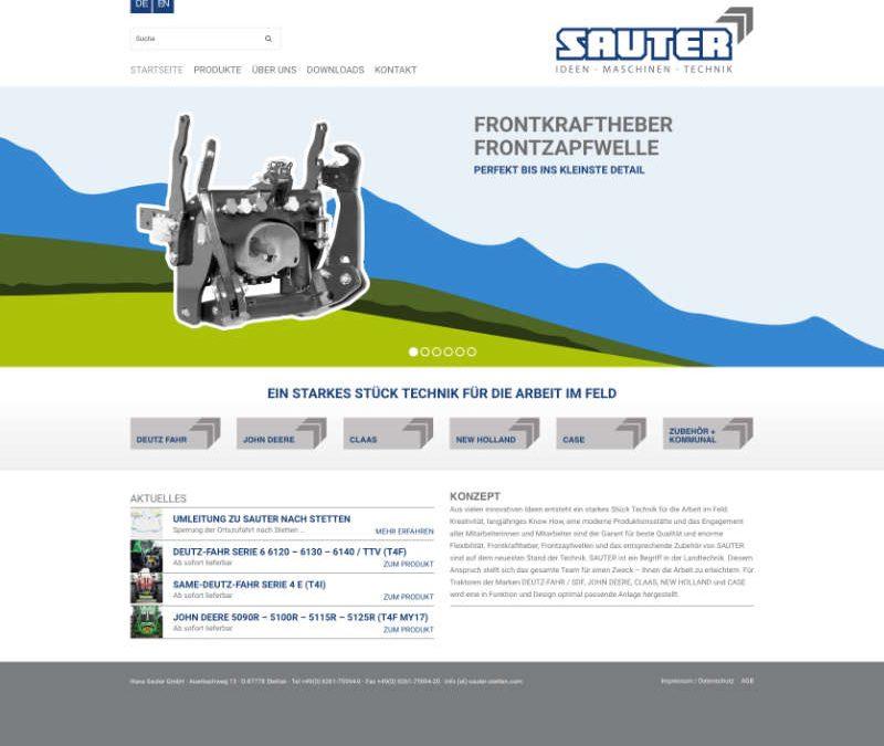 Sauter Stetten