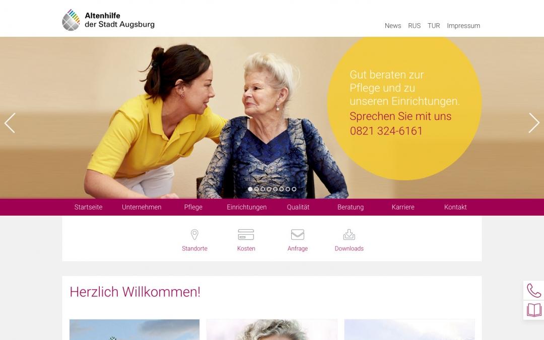 Altenhilfe Augsburg