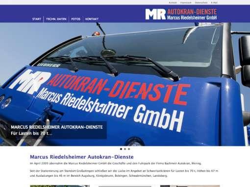 Riedelsheimer Autokran